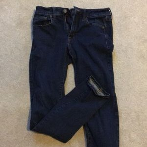 American Eagle Slim Straight Jeans 30x34